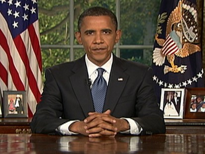 VIDEO: President Obama stresses need for clean energy