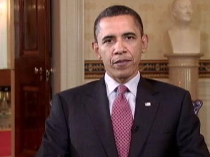 VIDEO: Barack Obamas Weekly Address