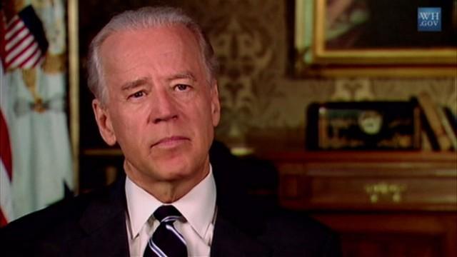 VIDEO: Joe Biden Gives the Weekly Address