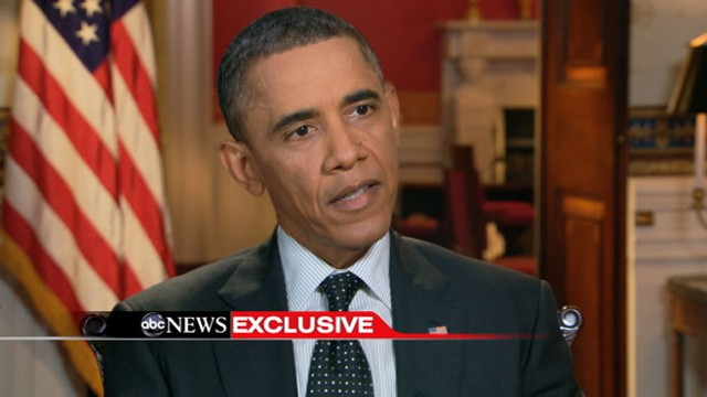 VIDEO: President says proposal from Rep. Paul Ryan to balance budget in ten years is too painful.