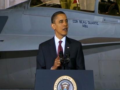 Video of President Obama