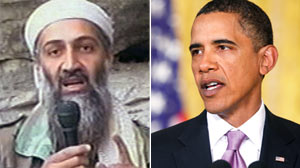PHOTO Osama bin Laden has not been mentioned by the Obama administration lately.