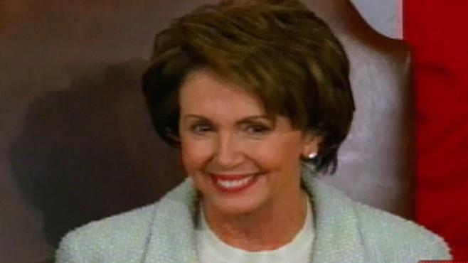 VIDEO: Nancy Pelosi