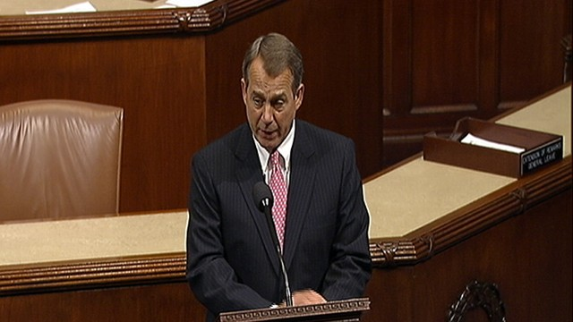 VIDEO: Boehner Slams Obama on Contraception Controversy
