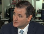 "VIDEO: Sen. Ted Cruz pledged to do ""anything"" to stop President Obamas health care law."
