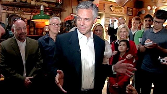 VIDEO: Fmr. Utah Governor has presidential pedigree and bi-partisan experience.