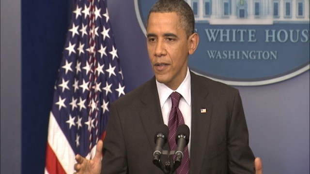 VIDEO: Obama Explains Why He Waded into Limbaugh Debacle
