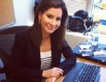 PHOTO: ABC News Chief Business and Economics Correspondent Rebecca Jarvis is pictured in her office on Friday, June 21, 2013.