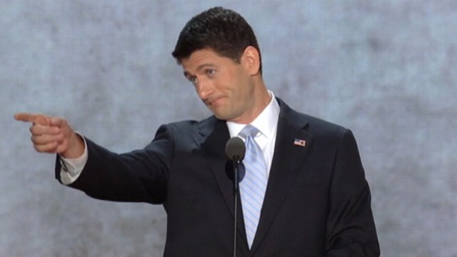 VIDEO: Paul Ryan's Speech at Republican National Convention