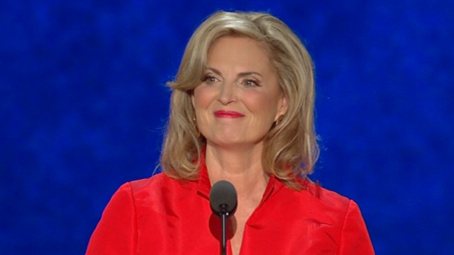VIDEO: Wife of GOP presidential nominee thrills Republican delegates at their national convention.
