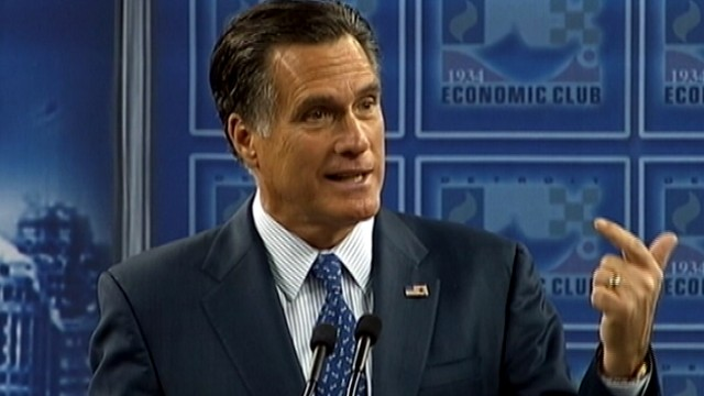"VIDEO: Romney reveals numerous cars he owns, including ""two cadillacs"" his wife drives."