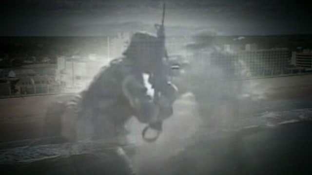 PHOTO: There are fears that the identities of the team of Navy SEALs that killed Osama bin Laden could be revealed.