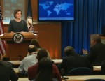 "VIDEO: Spokesman Victoria Nuland pressed on U.S. ""quiet diplomacy"" policy."