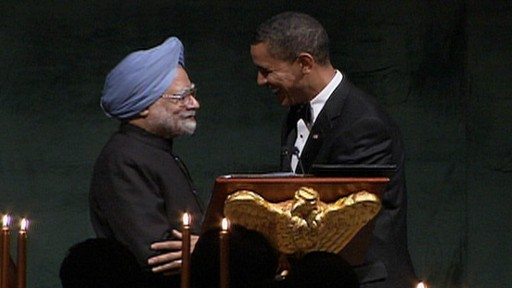 VIDEO: State Dinner Toast from Indian Prime Minister