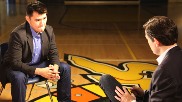 PHOTO:Jose Antonio Vargas was interviewed by ABC News Dan Harris.