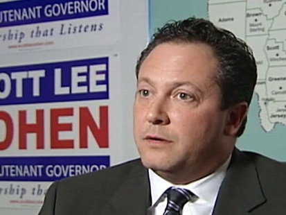 VIDEO: Scott Cohen, running for lieutenant governor of Illinois, on his 2005 arrest.