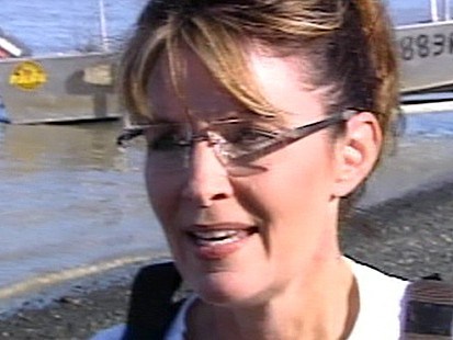 VIDEO: Palin Cites Ethics Complaints for Resignation