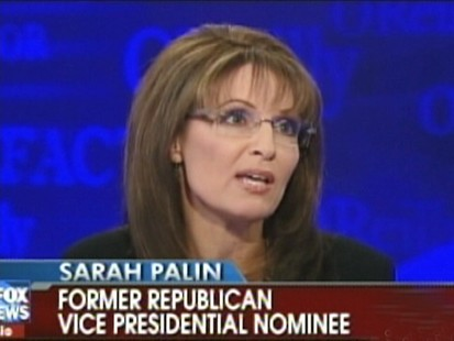 VIDEO: Sarah Palin debuts on The OReilly Factor as Fox News analyst.