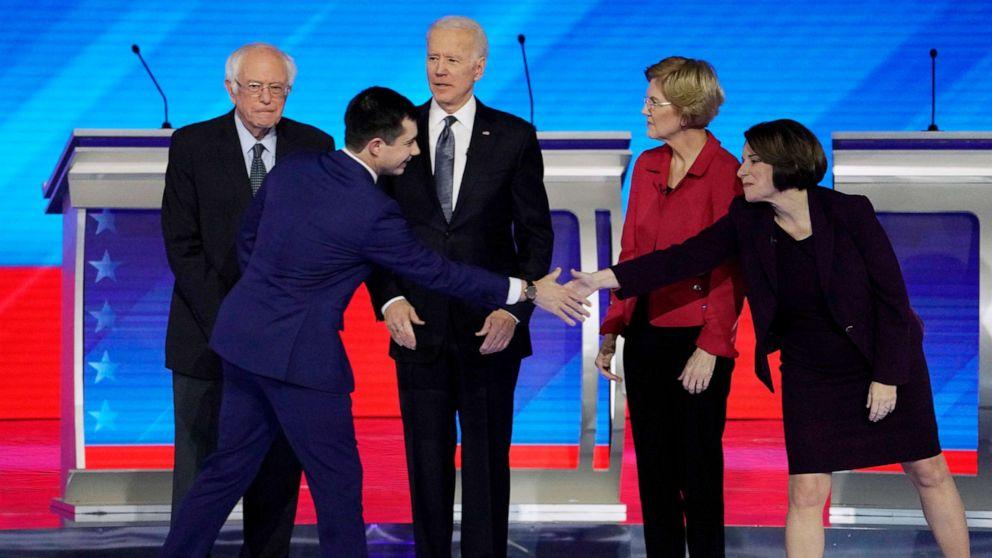 DNC unveils qualifications for last Democratic debate ahead of South Carolina primary