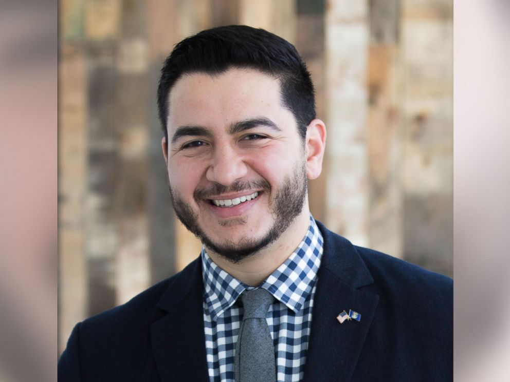 PHOTO: 32-year-old Abdul El-Sayed is campaigning for the Democratic nomination to be the next governor of Michigan.