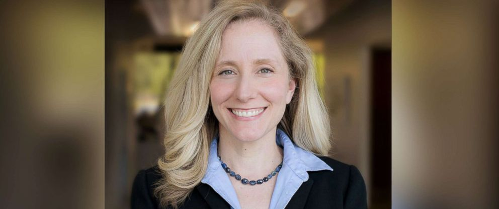 PHOTO: Abigail Spanberger is pictured in a photo from the Abigail Spanberger for Congress campaign website.