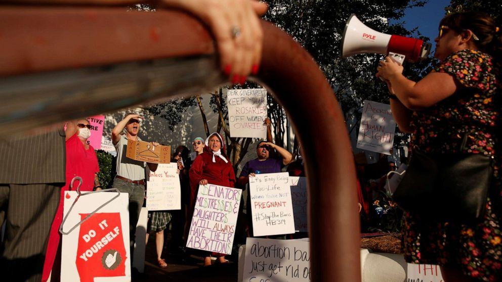 'Start Here': Alabama abortion ban fallout, Trump has an immigration plan thumbnail