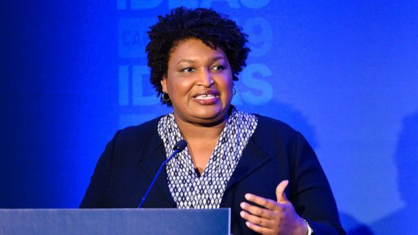 'The right to vote is our most fundamental right': Stacey Abrams