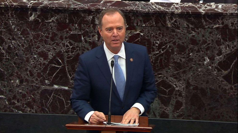 Trump Amtsenthebungsverfahren: Senat lehnt Demokraten' Anstrengung, um die Vorladung von Zeugen
