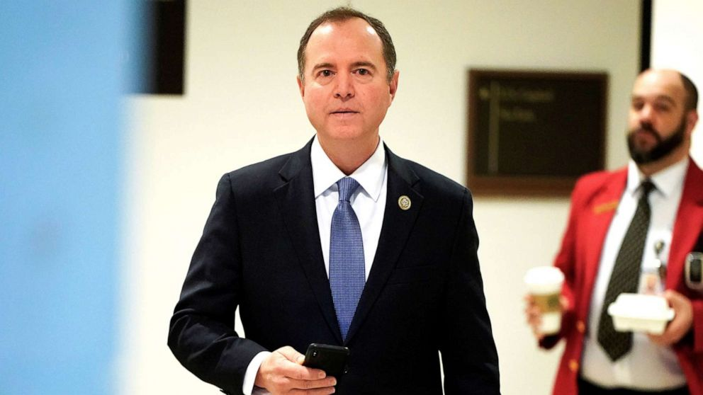 'This Week' Transcript 5-12-19: Rep. Adam Schiff, Sen. Rand Paul and Sen. Cory Booker