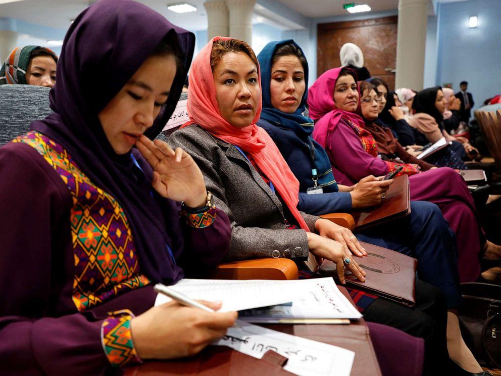 Girls in Kabul