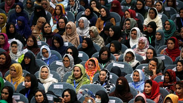Afghan female leaders urge Trump administration to stand up for their rights in Taliban peace talks