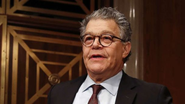 Who may be on the shortlist to replace Al Franken in the Senate