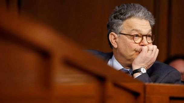 Al Franken says he hasn't ruled out running for office again