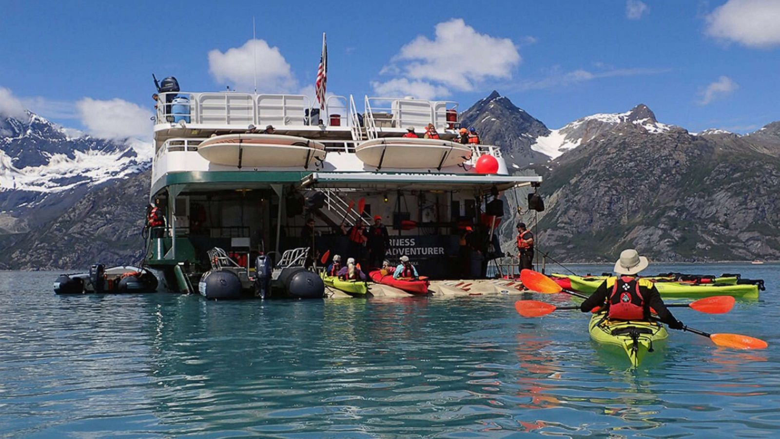 Alaska Cruise Cut Short After Passenger Tests Positive For Covid 19 Abc News