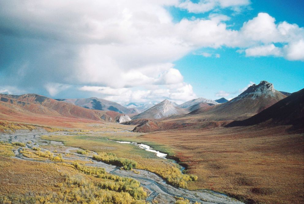 PHOTO: This undated photo shows the Arctic National Wildlife Refuge in Alaska.