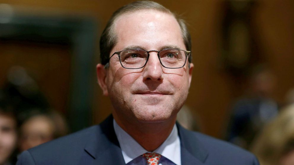 Image Result For Alex Azar