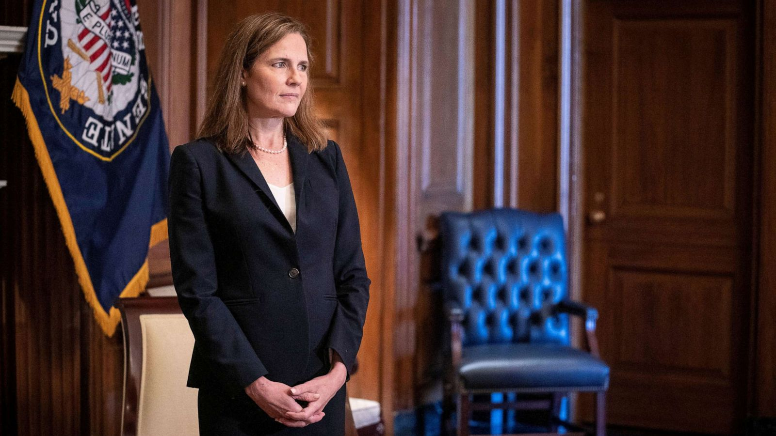 U.S. Senate panel votes on Amy Coney Barrett's Supreme Court nomination