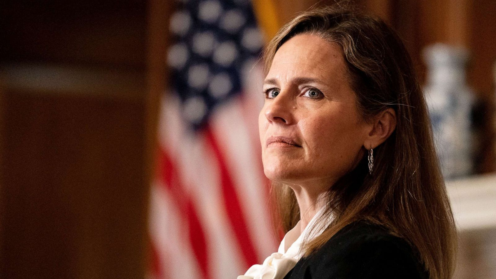 Amy Coney Barrett begins Supreme Court confirmation hearing - cover
