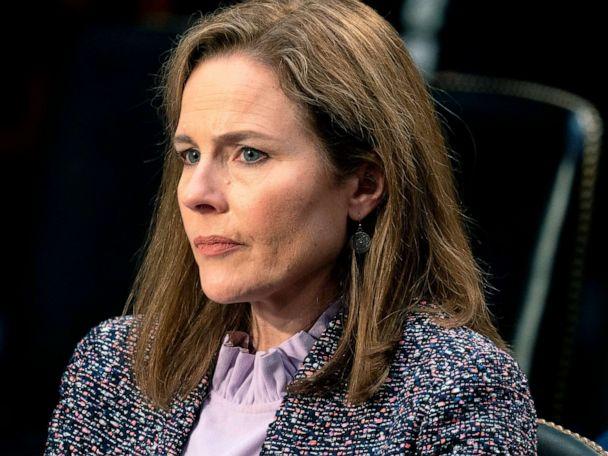Senate Republicans poised to confirm Amy Coney Barrett to Supreme Court