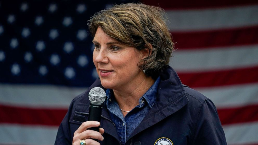 Amy McGrath, hoping to unseat Senate Majority Leader Mitch McConnell, confident Kentucky wants to see change