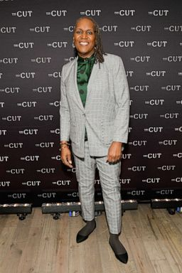 PHOTO: In this file photo, Minneapolis City Council Vice President Andrea Jenkins attends The Cuts How I Get It Done event on March 4, 2019, in Brooklyn, New York.