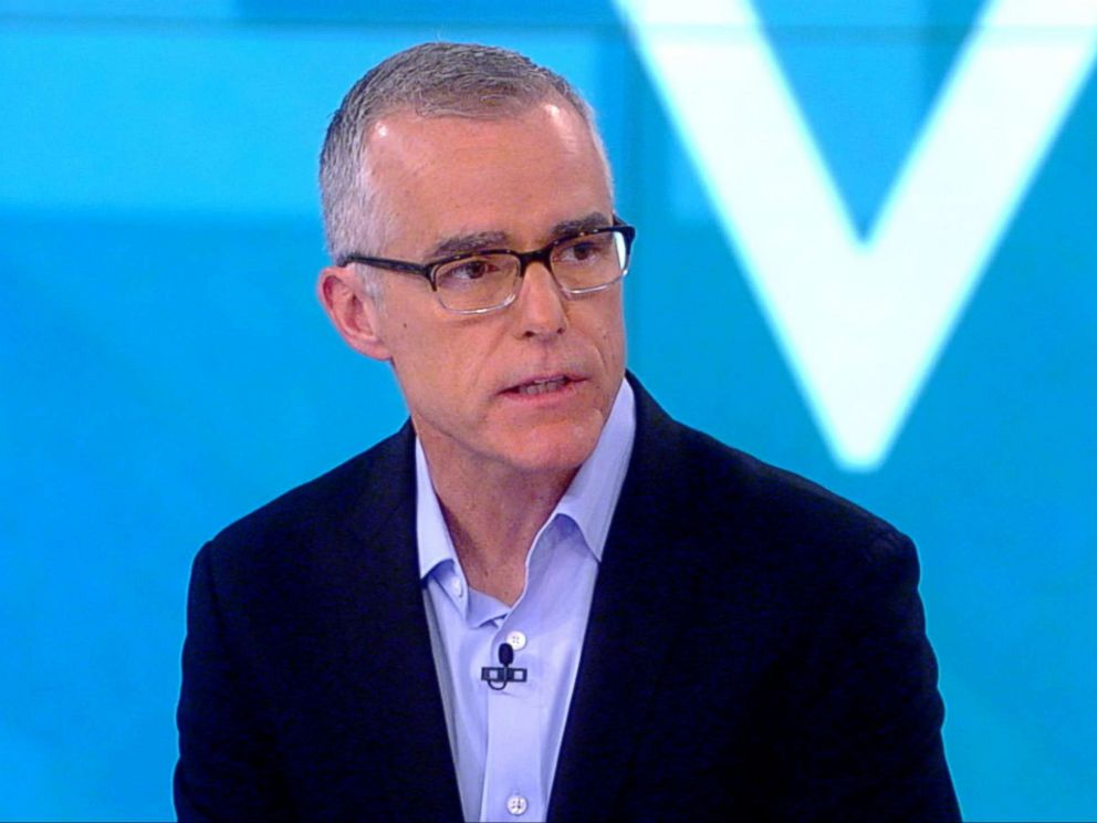 Ex-FBI Director Andrew McCabe Loses Appeal to Avoid Criminal Charges