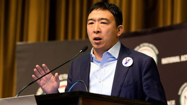 Andrew Yang: Everything you need to know about the 2020 presidential candidate