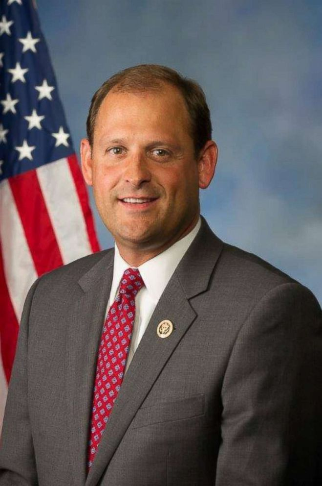 PHOTO: GOP Congressman Andy Barr, who represents the 6th district in Kentucky.