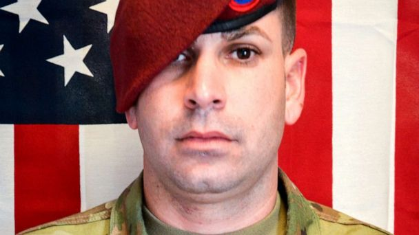 US soldier killed in Kabul car bomb attack identified