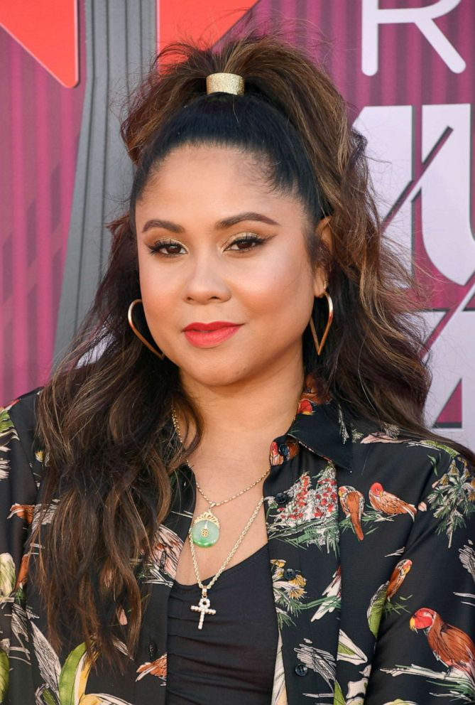 PHOTO: Angela Yee attends an event on March 14, 2019, in Los Angeles.