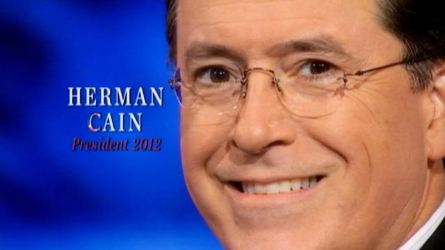 PHOTO: Stephen Colbert Super PAC ad