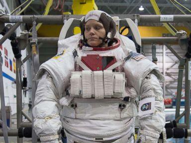 NASA astronaut Anne McClain feels 'confident' flying aboard Russian Soyuz