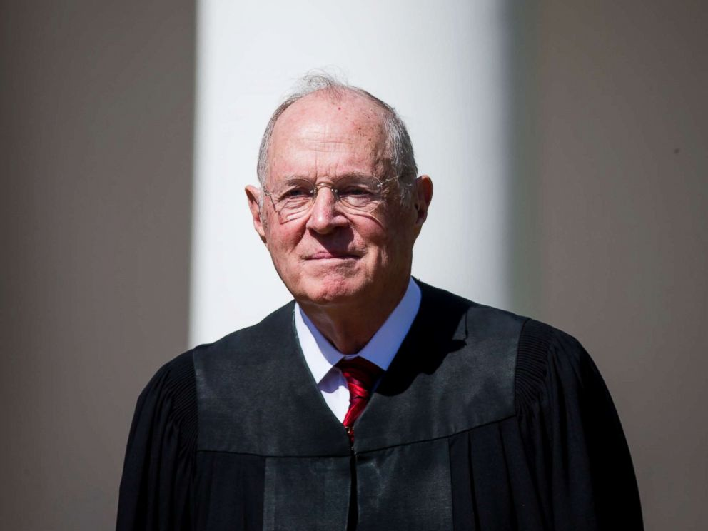 Kennedy's retirement 'will drastically change the energy' of Supreme Court: Clerk