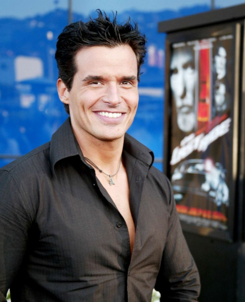 PHOTO: Antonio Sabato Jr. during The Last Ride World Premiere at Pacific Design Center in Hollywood, Calif. in this May 26, 2004 file photo.